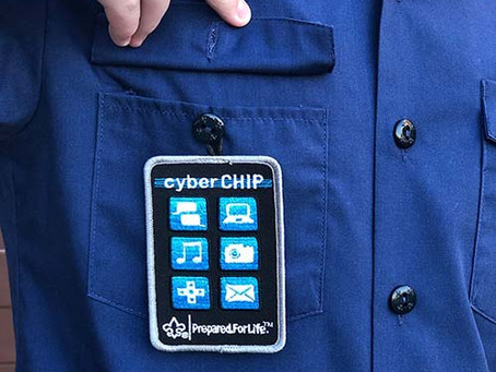 Cub Scout Cyber Chip Requirements