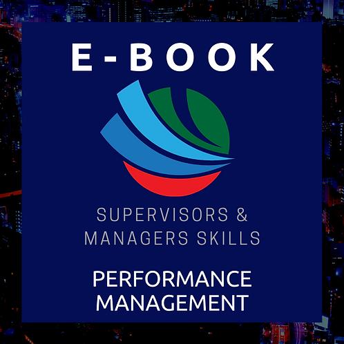 Performance Management E-Book