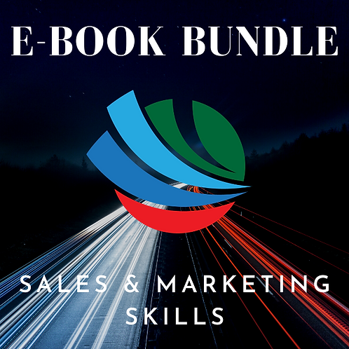 Sales and Marketing E-Book Bundle (23 E-Books!)