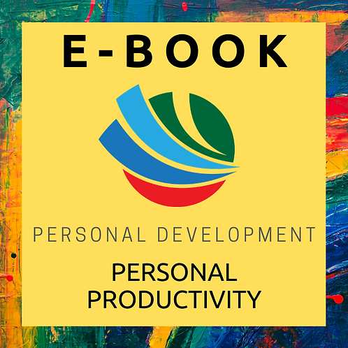 Personal Productivity E-Book