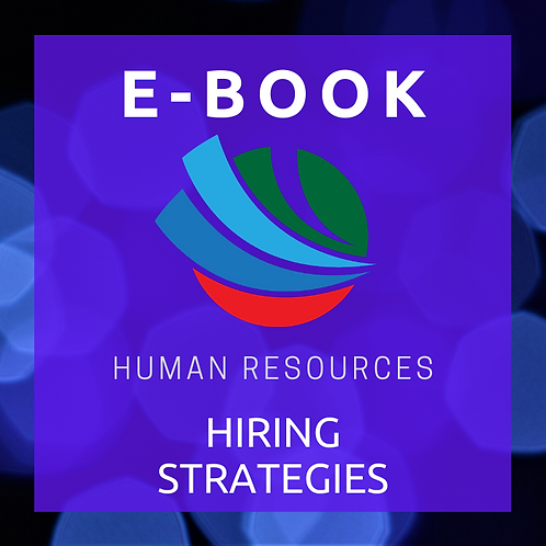 Hiring Strategies E-Book