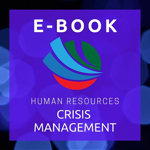 Crisis Management E-Book