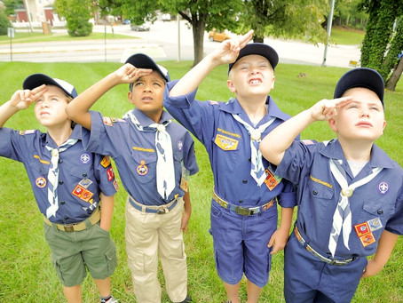 The Scout Law & Scout Oath (BSA Scouts)