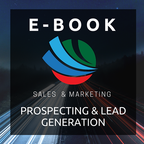 Prospecting and Lead Generation E-Book