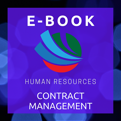 Contract Management E-Book