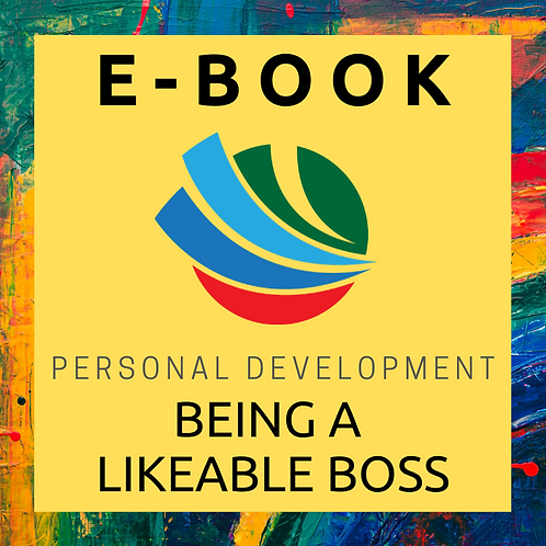 Being a Likeable Boss E-Book