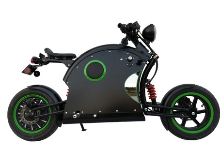 Electric Motorcycles Are Expanding the Culture