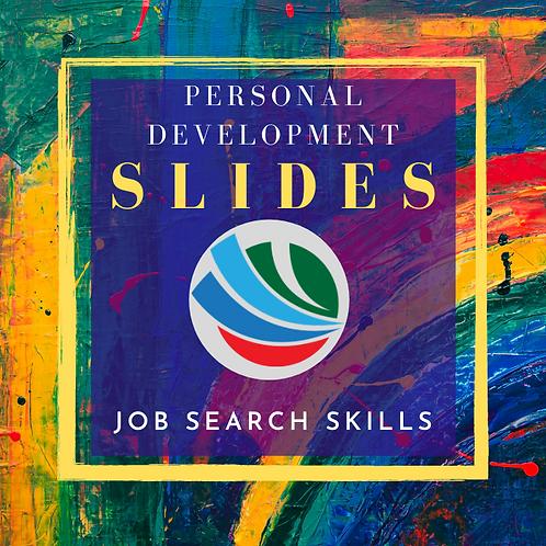 Job Search Skills Training Slides