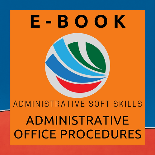 Administrative Office Procedures E-Book