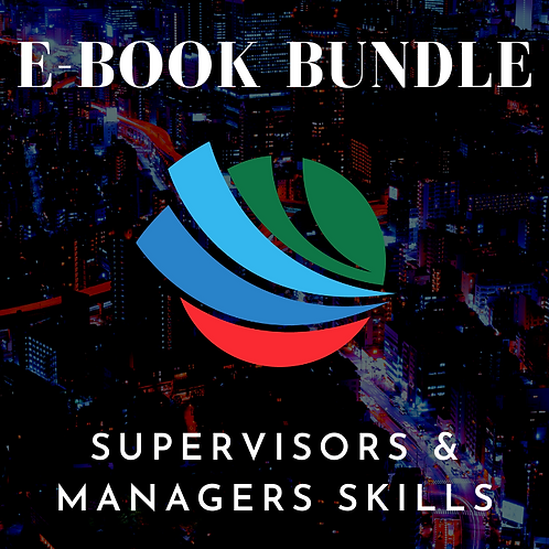 Supervisors and Managers E-Book Bundle