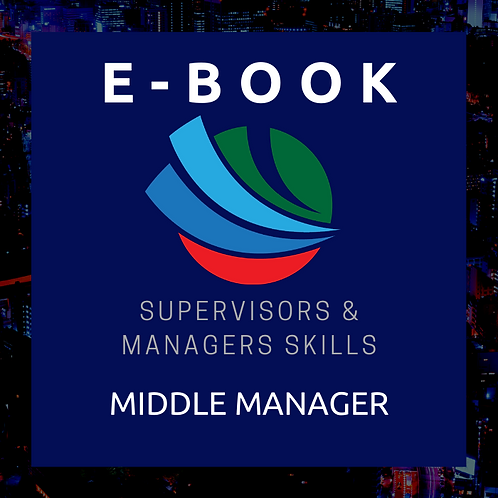 Middle Manager E-Book