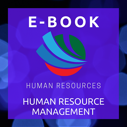 Human Resources Management E-Book