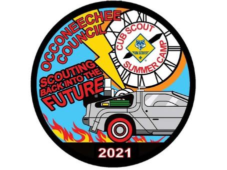 2021 Cub Scout Summer Camp!