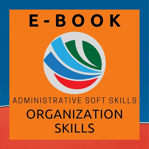 Organization Skills E-Book