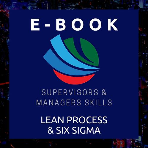 Lean Process and Six Sigma E-Book