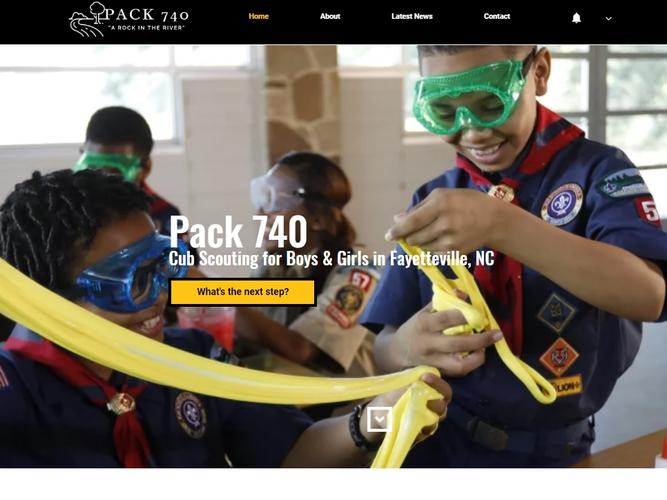 Cub Scout Pack 740