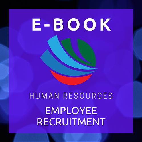 Employee Recruitment E-Book