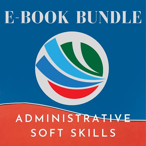 Administrative Soft Skills E-Book Bundle (9 E-Books!)