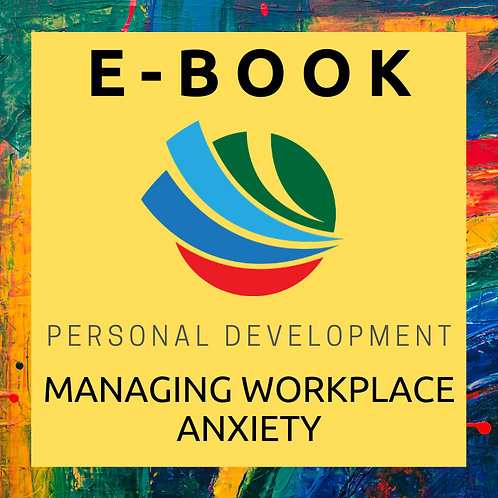 Managing Workplace Anxiety E-Book