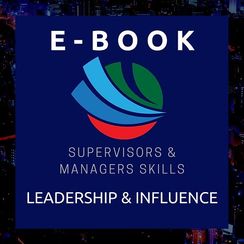 Leadership and Influence E-Book