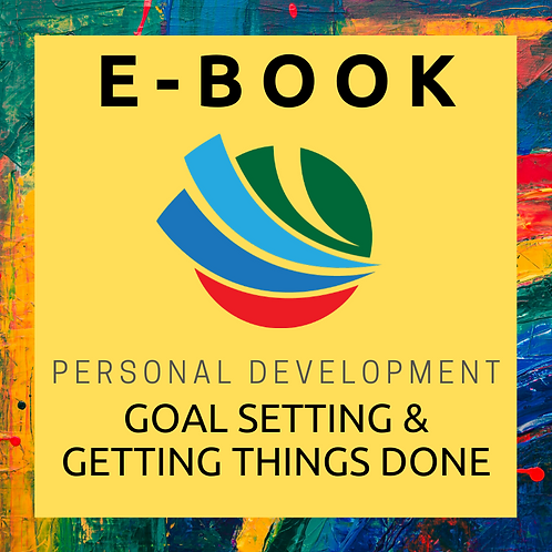 Goal Setting & Getting Things Done E-Book