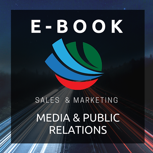 Media and Public Relations E-Book