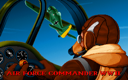 Air Force Commander WWII