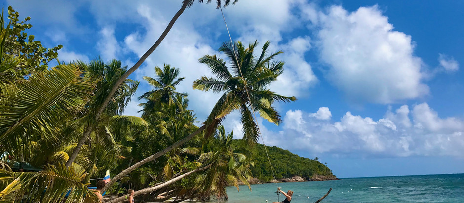 SAN ANDRES – HEAVEN IS A PLACE IN CARIBBEAN WATERS