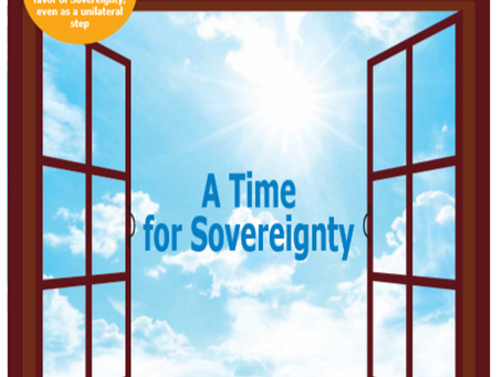 A Time for Sovereignty - New Journal 2020