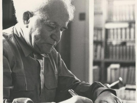 True Identity – Prophetic Words from David Ben Gurion