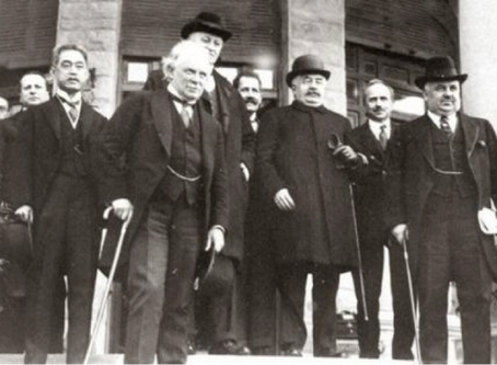 100 Years Ago San Remo – The Historic Jewish Foundation