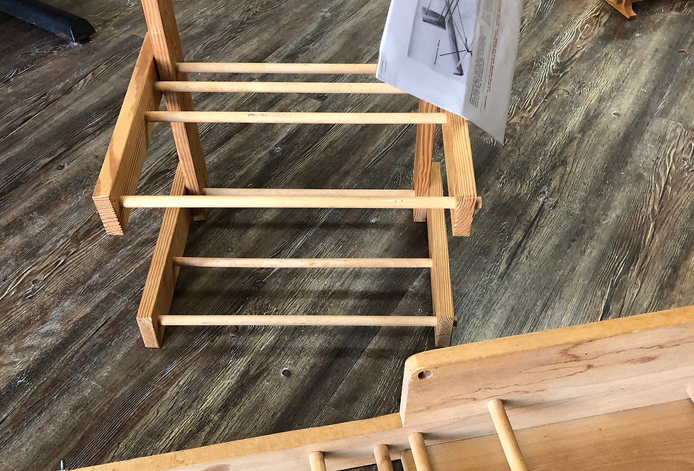 Simple Inkle Looms