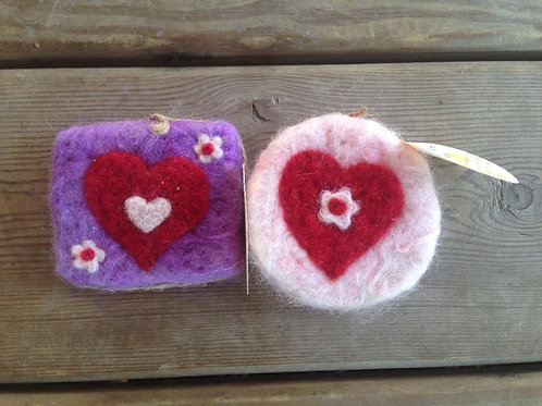 Lovin' Scrubbin' Wool Scrubby