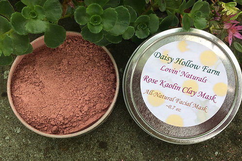 Face Mask Clays - 2 Varieties