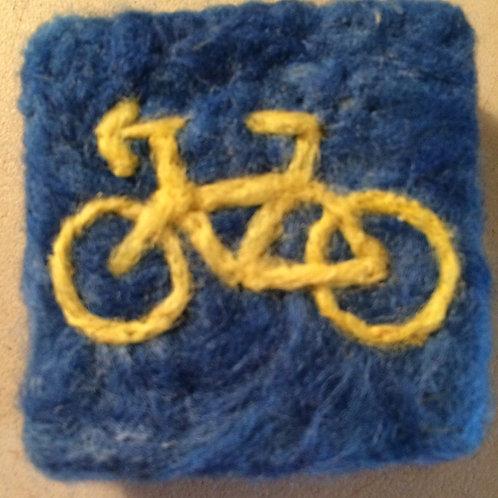 Bike Wool Scrubby