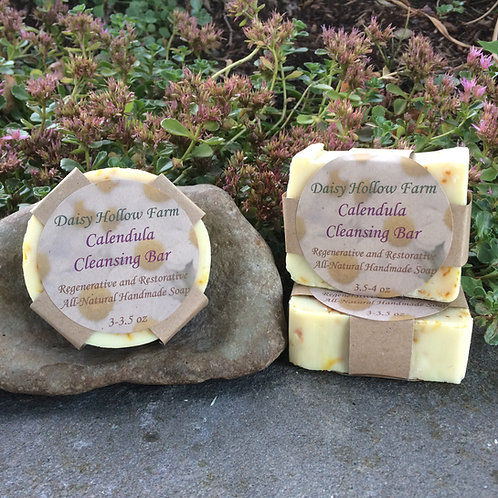 Cleansing Calendula Bar