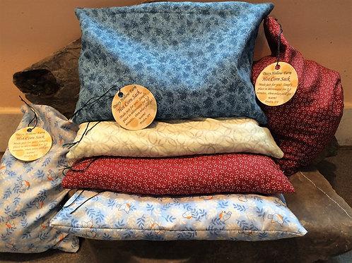 Hot Corn Sack Pillow Style