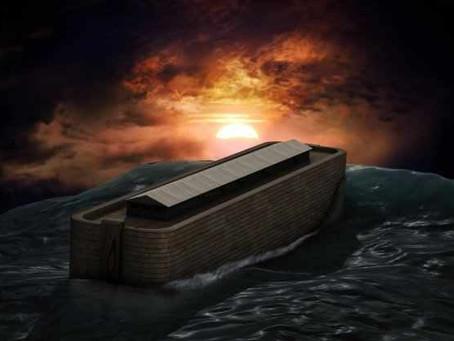 Noé e esposa