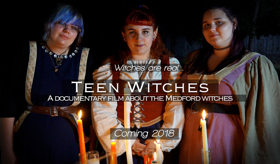 Teen Witches Coven Photo