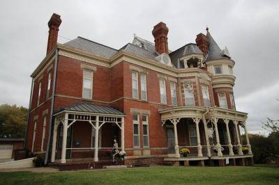 McInteer Villa in Atchison, Kansas