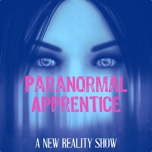 Paranormal Apprentice, a new reality show hosted by Aimee Brooks filming at The Bellaire House
