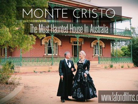 THE MONTE CRISTO HOMESTEAD-THE MOST HAUNTED HOUSE IN AUSTRALIA