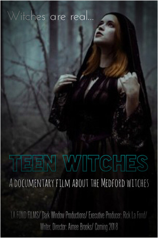 """Principal Photography begins for """"Teen Witches"""""""