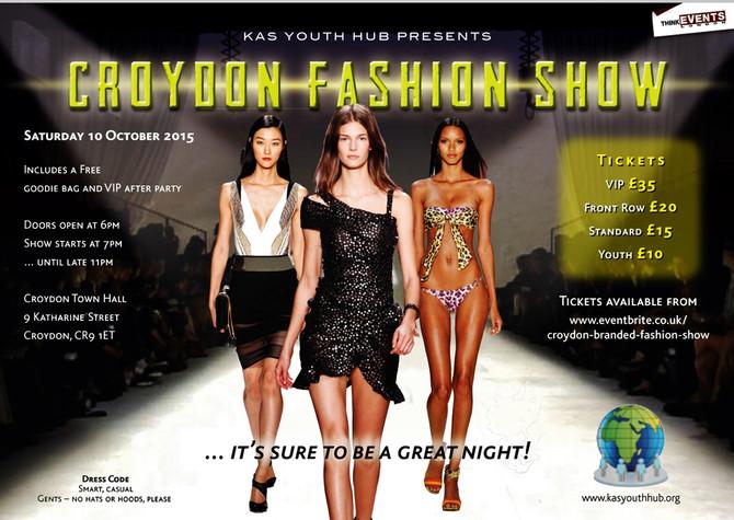 Croydon Branded Fashion Show