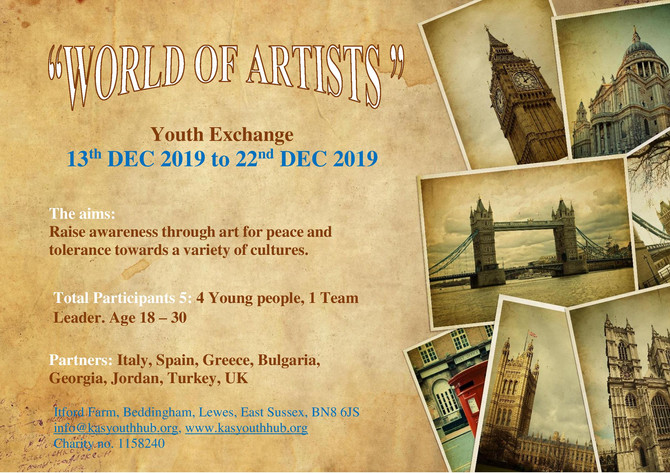 International Art Workshop
