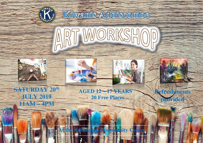 Local Art Workshop