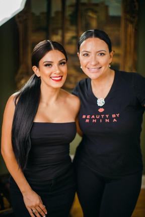 Mayra Luz & Rhina