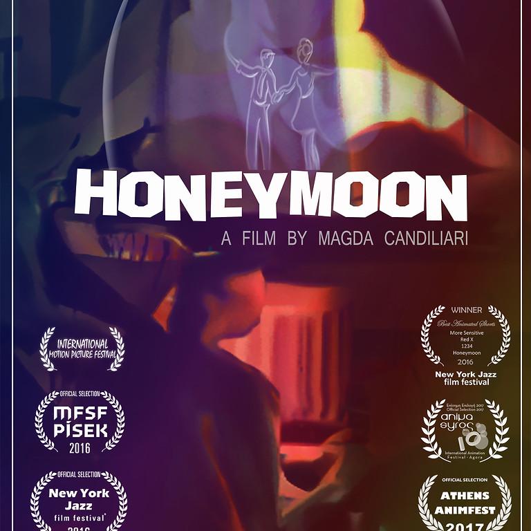 New York Jazz film Festival- Honeymoon Screening