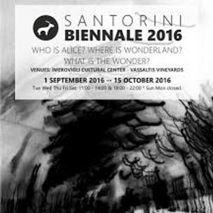 3rd Bienale of Santorini