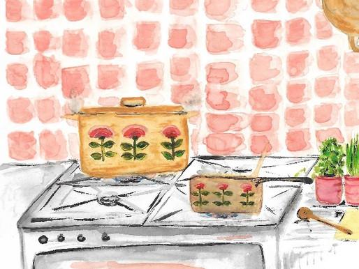 Huis, tuin en keukencreativiteit